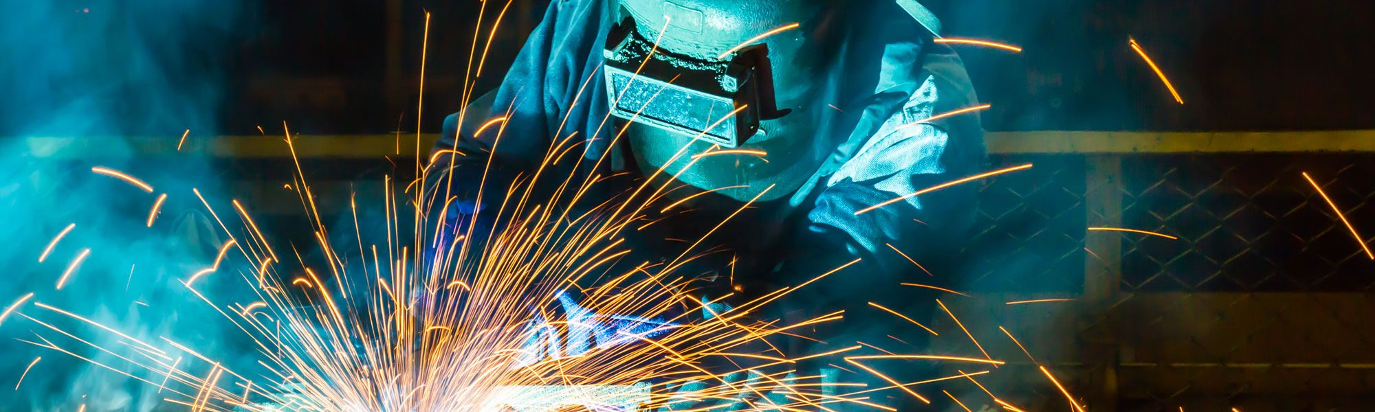 Steel welding in Wrexham