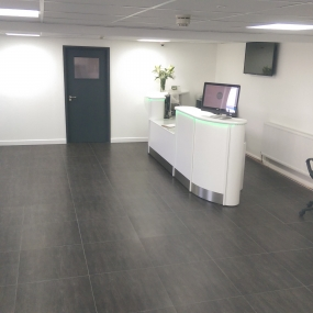 Reception Extension & Refurbishment