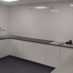 Laboratory Refurbishment