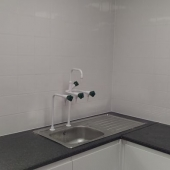 Tiled Splash Back