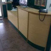 Original Reception Area