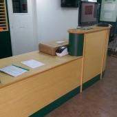 Original Reception Counter